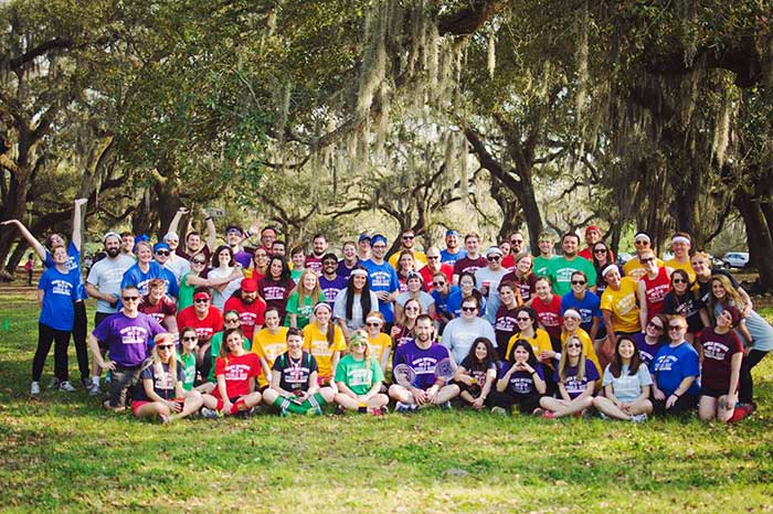 SI Field Day Group Image - Search Influence