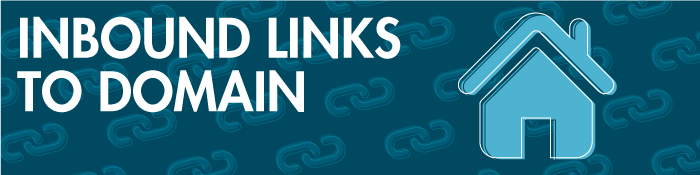 inbound links to domain