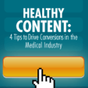 Healthy Content Marketing Feature Image - Search Influence