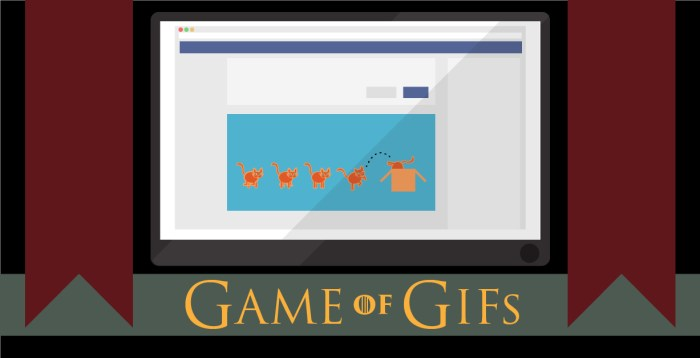 Search Influence Game of Gifs Blog