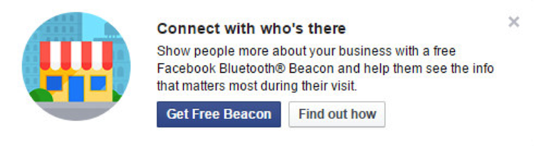 Facebook Get Free Beacon Image - Search Influence