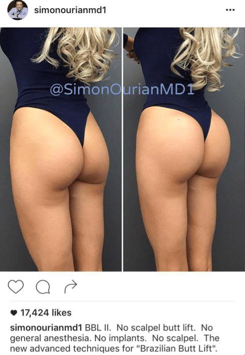 Medical Practice Instagram Example #3