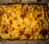 Potato-Fennel Gratin