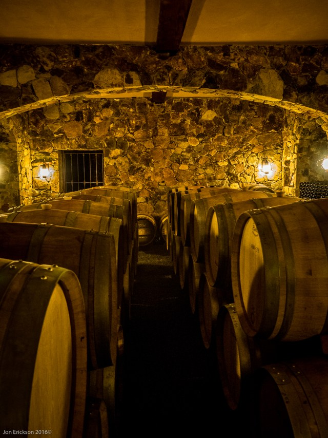 Barrels of el Mogor