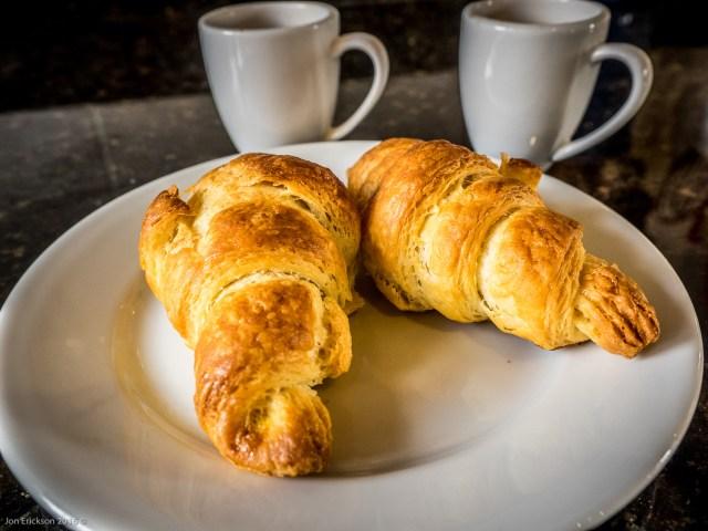 Classic Parisian Croissants