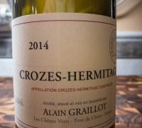Alain Graillot Crozes-Hermitage