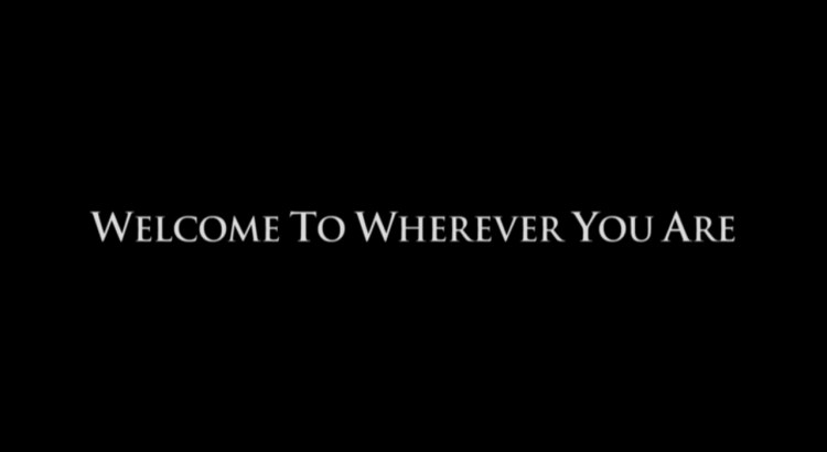 Listen to Yourself - Welcome to Wherever You Are
