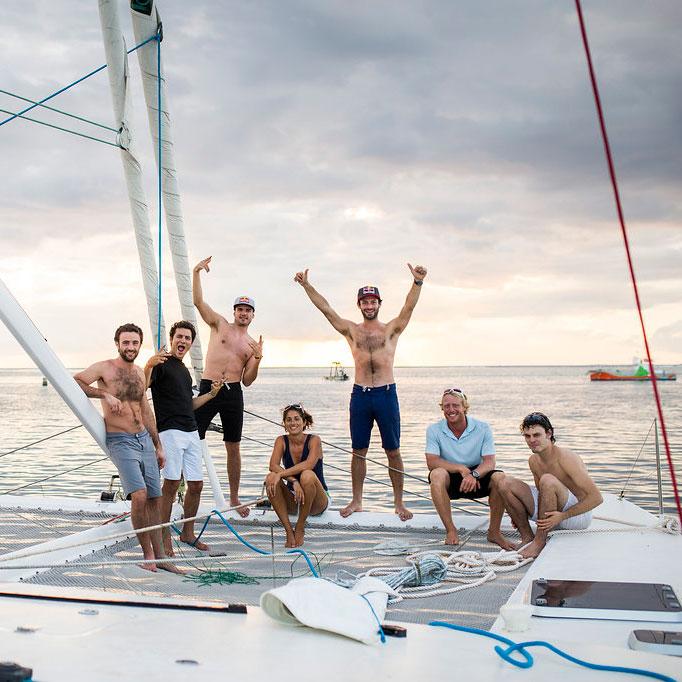 Island & Paragliding lifestyle
