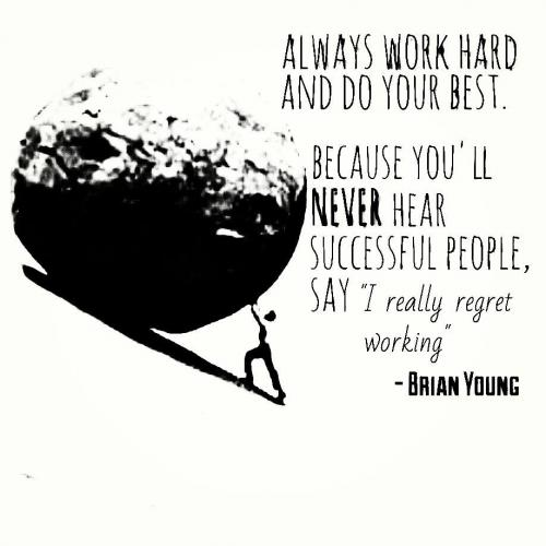 Brian (TheDivineCry) Hard Work Quotes