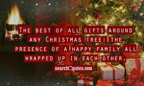 15 Beautiful Christmas Quotes To Share With Family And