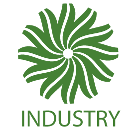 Industry-Button