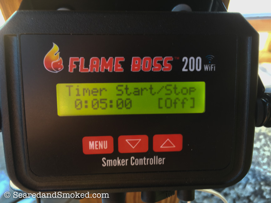 Flame Boss 200 Wifi Review