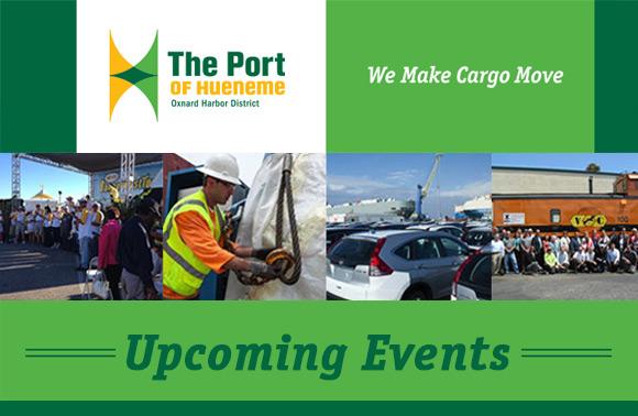 Port of Hueneme Exhibit Grand Opening!