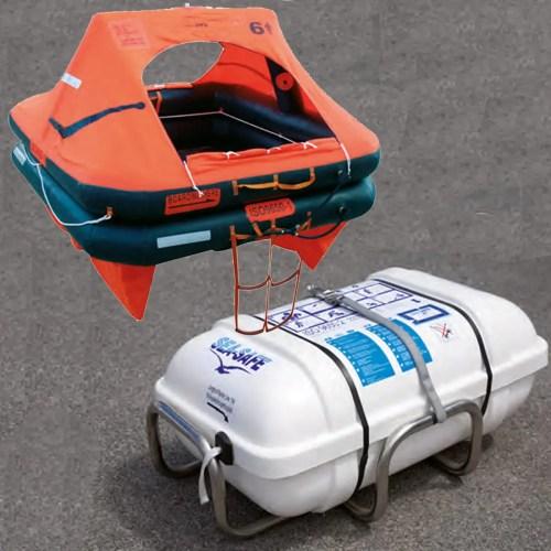 SeaSafe LifeRafts & Accessories