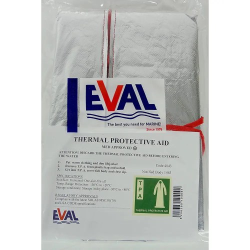 Thermal Protective Aid - TPA
