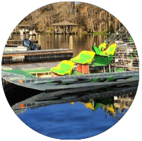 Sea Serpent Ultimate Airboat Adventure (6 passengers)