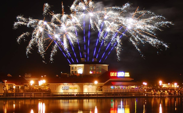 Where To Spend New Years Eve In North Myrtle Beach