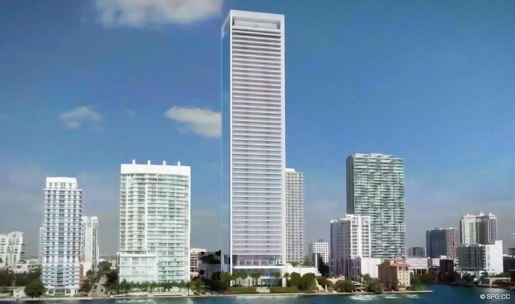 Missoni Baia Luxury Waterfront Condos in Miami Florida 33137