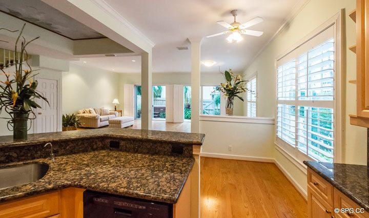 sears kitchen small pantry ideas 豪华海滨排屋 1153希尔斯伯勒哩 4a 希尔斯伯勒海滩 佛罗里达州33062 查看从厨房的公寓4a在1153希尔斯伯勒哩 一个