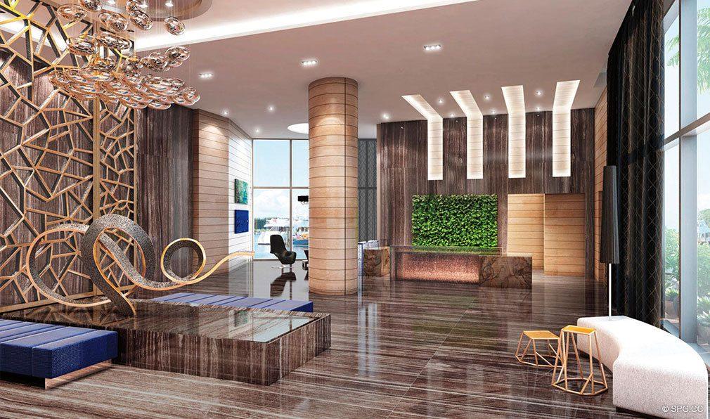 Marina Palms Yacht Club Luxury Waterfront Condos In Miami