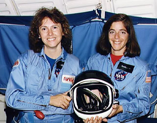 Image of Teachers Christa McAuliffe and Barbara Morgan