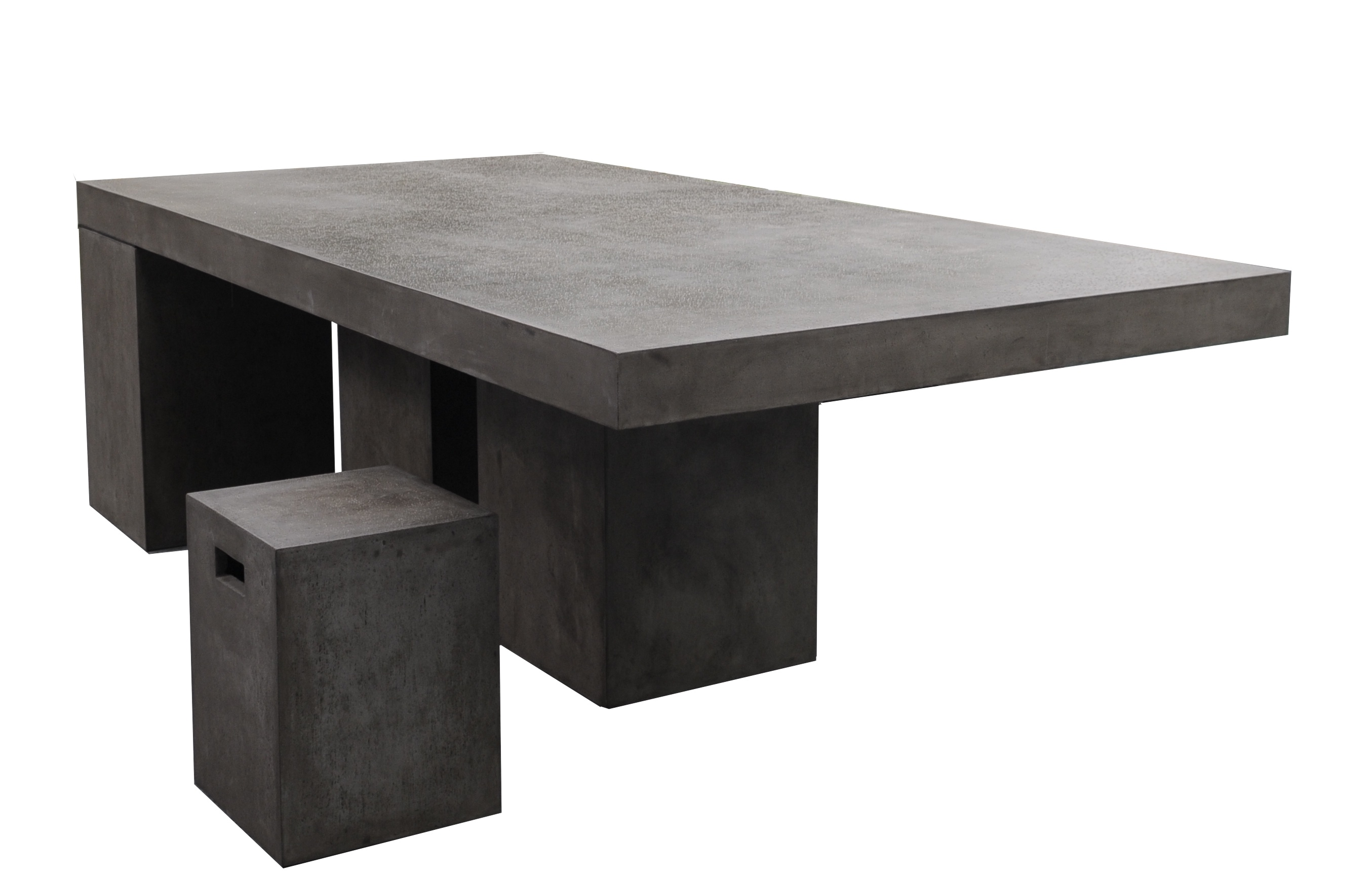 lightweight concrete outdoor furniture png