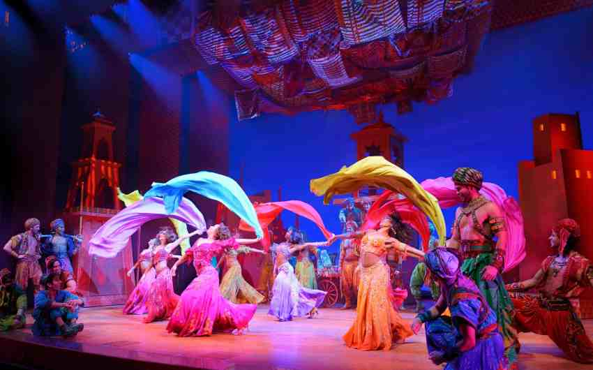Disney's Aladdin Coming To The Keller Auditorium ...