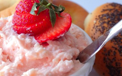 Fresh Strawberry Butter