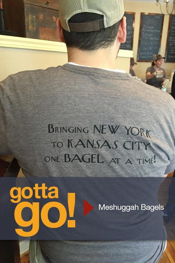 New York Style Bagels - gotta Go! : Meshuggah Bagels -KC |seasonalmuse.com