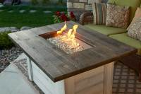 The Outdoor Greatroom Company Alcott Rectangular Gas Fire ...