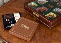 Luxury Edition Clue Board Game - Seasonal Specialty Stores