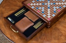 Luxury Edition Scrabble Board Game - Seasonal Specialty