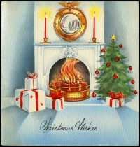 Vintage Christmas Cards  Part 2