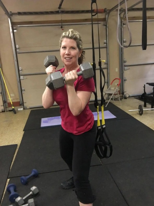 Elyssa Hartman Virtual Personal Trainer during and after the quarantine