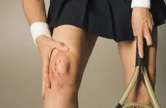 We are all the walking wounded. Knee injuries. Personal trainers can work around your injuries safely.