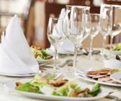 planning dinner party menu