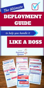 This is the ultimate deployment guide to help you handle it like a boss!