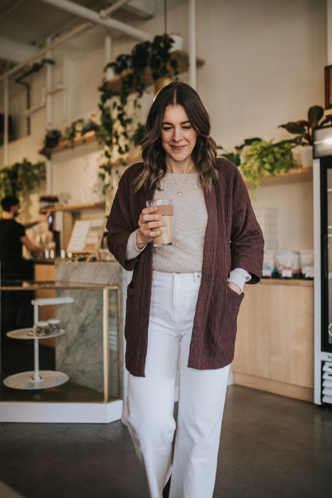 More on the Jules Cardigan. (And a discount code.) 8470613f2