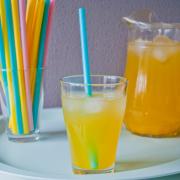 Waterijsjes maken met limonade