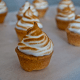 citroen meringue taartje