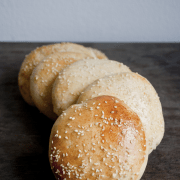 hamburger broodjes