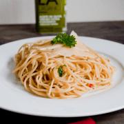 pasta aglio olio
