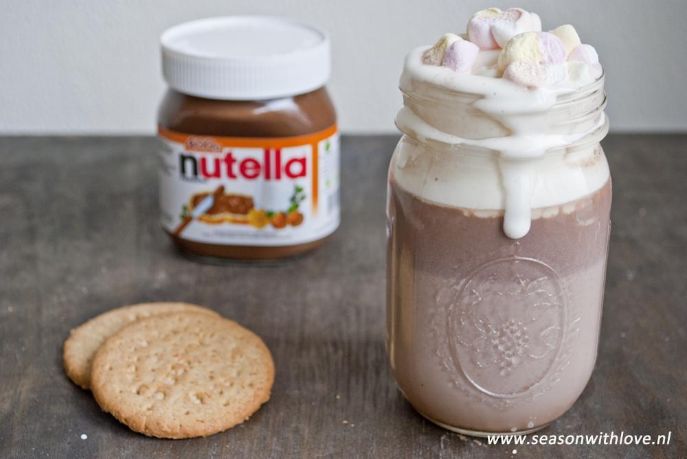 Nutellachocolademelk