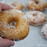 donuts bakken