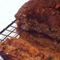 Brown Sugar-Pecan Swirl Banana Bread