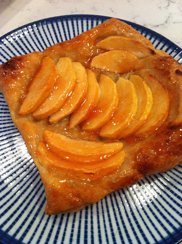Apple Tarts with a Hint of Cinnamon (A Seat at the Table)