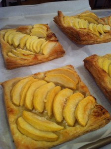 Apple Tarts (A Seat at the Table)