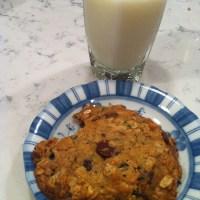Coconut, Zucchini, Chocolate Chip Cookies