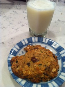 Coconut Zucchini Chocolate Chip Cookies (A Seat at the Table)