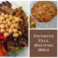 Fall 2014 Recipe Round-Up